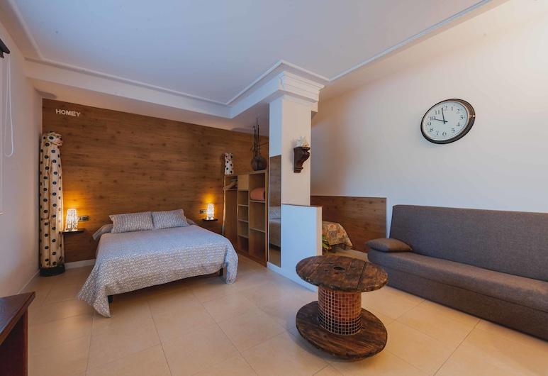 Homey Apartamentos Guipuzkoa, Zarautz, Apartment (Krista), Room