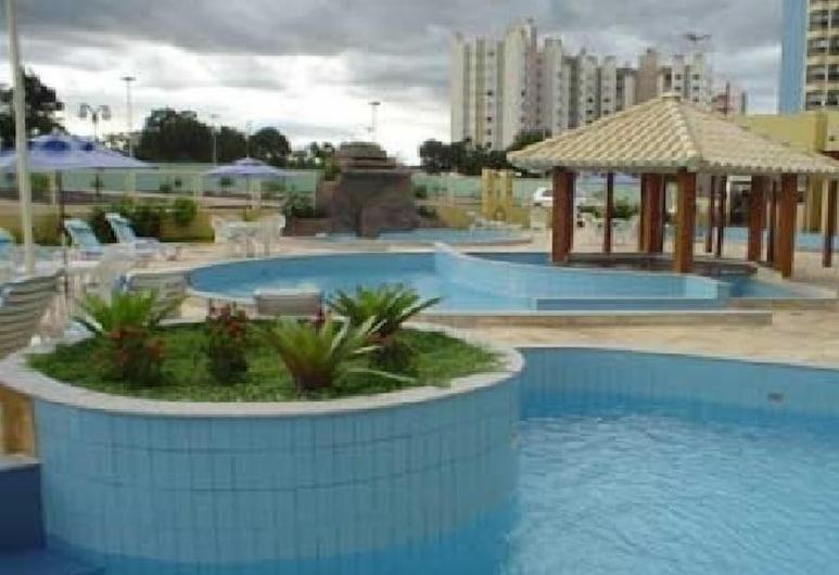 Thermas Place - Achei Férias, Caldas Novas, Vonkajší bazén