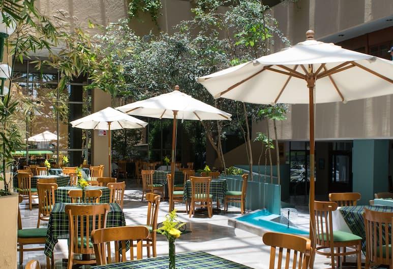 Hotel San Francisco Toluca, טולוקה, אזור ארוחת הבוקר