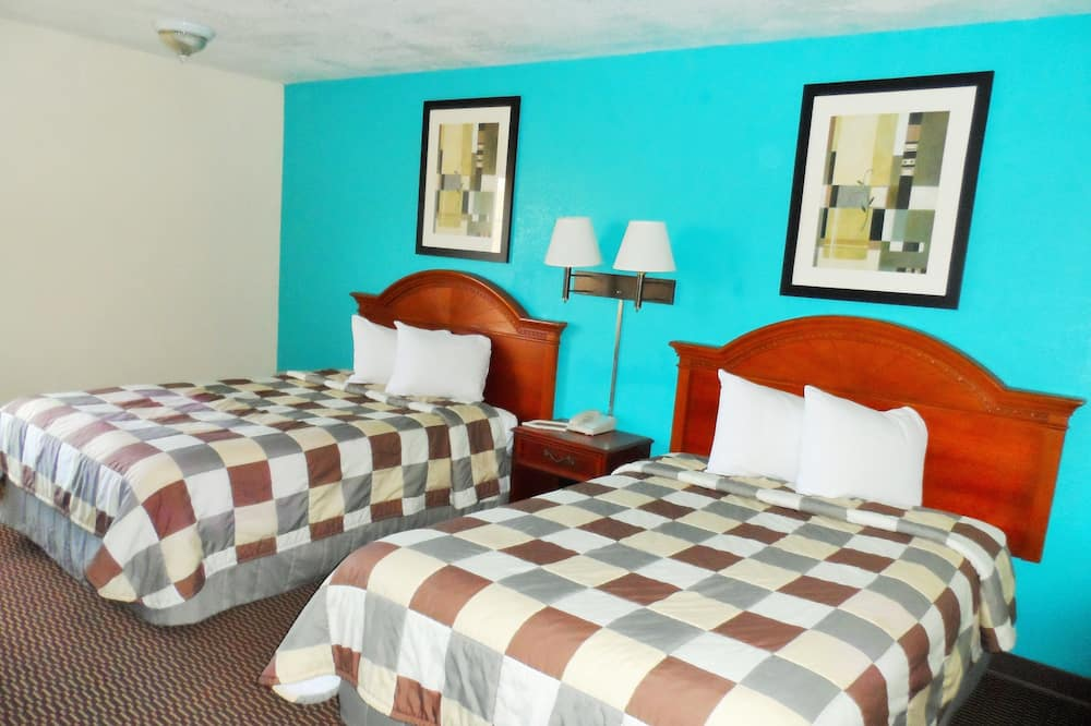 Standard Double Room, 2 Double Beds, Non Smoking - Guest Room