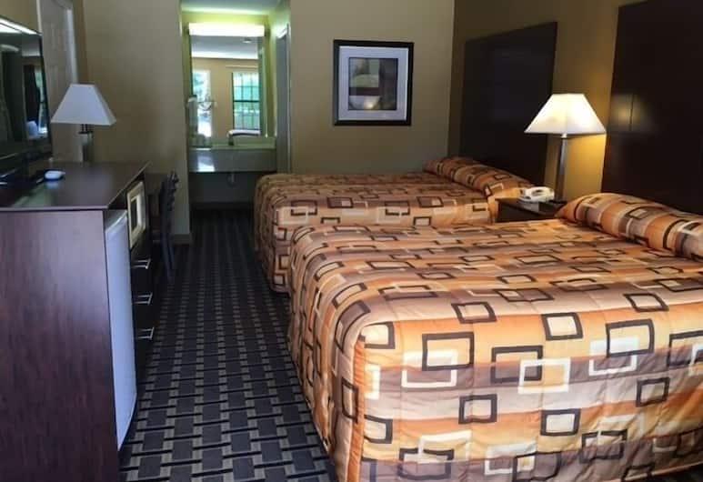 Executive Inn & Suites, Longview, Standardna soba, 2 bračna kreveta, za nepušače, Soba za goste