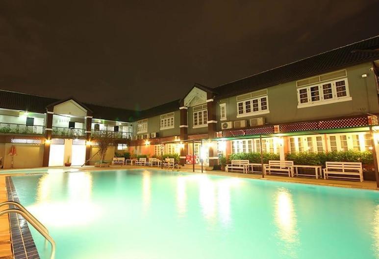 ワラティー スパ リゾート ヴィラ, バンコク, 屋外プール