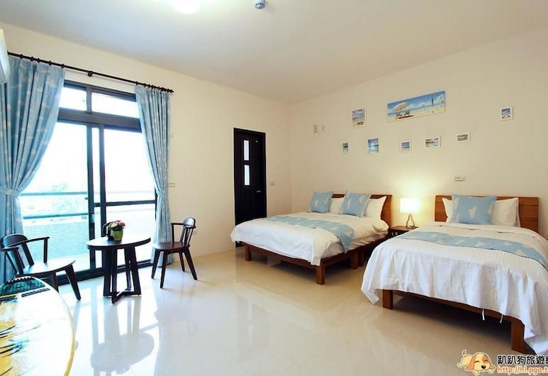 Inshapechiya B&B, ג'יאן, חדר סטנדרט לשלושה, חדר אורחים