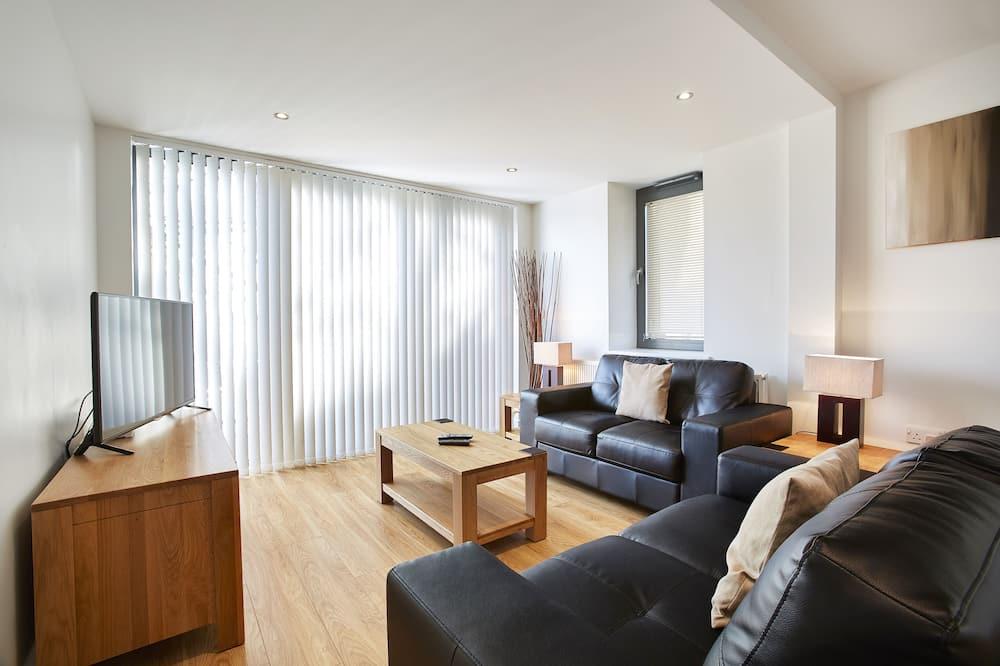 Apartmán typu Executive, 1 spálňa - Obývacie priestory
