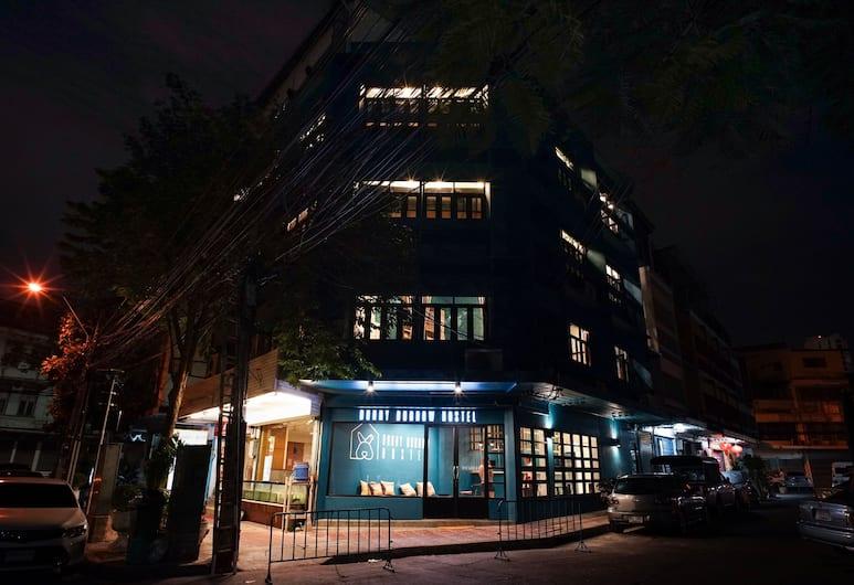 バニー バロー ホステル, バンコク, ホテルのフロント - 夕方 / 夜間