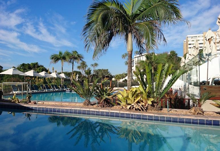 Breakers Resort 414, Umhlanga, Vonkajší bazén