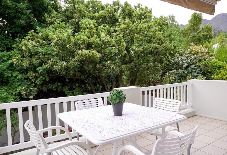Laurel Cottage Self-catering Suites, Franschhoek, Balcony