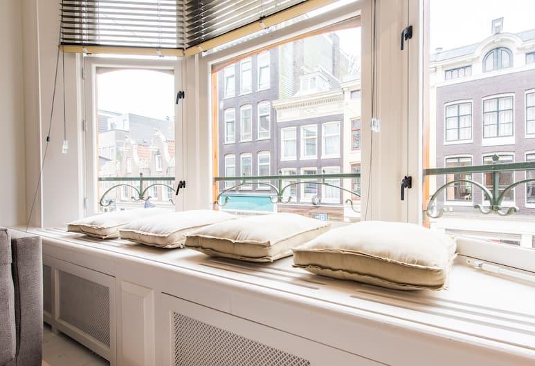 Short Stay Group Jordaan Harlem Serviced Apartments, Amsterdam, Huoneisto, 1 makuuhuone, Huone