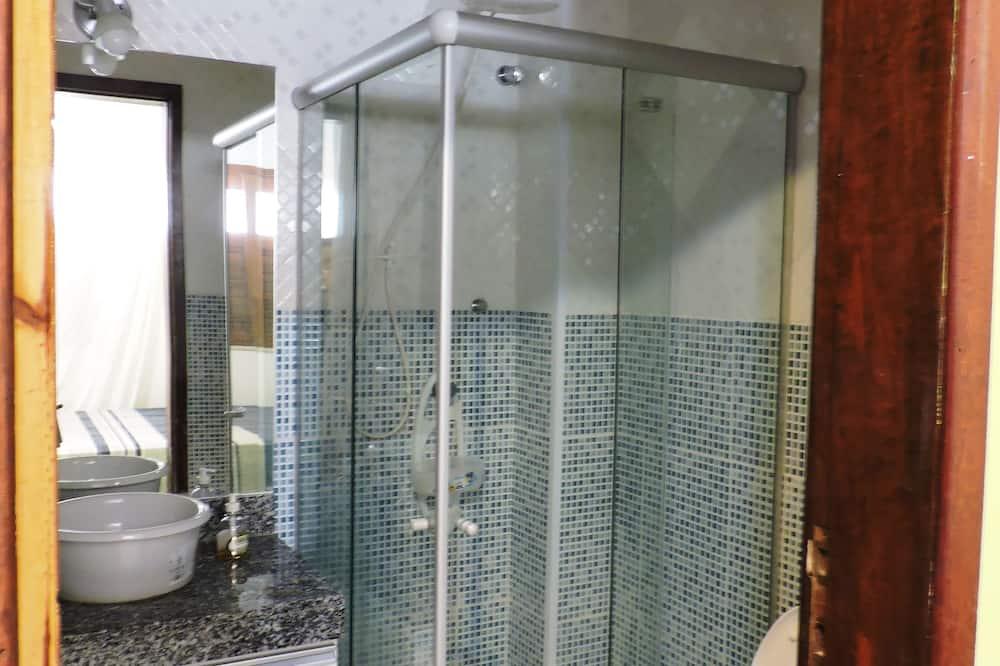 開放式套房 - 浴室
