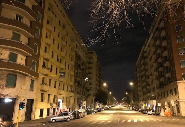 Pardis, Rím, Výhľad z výšky