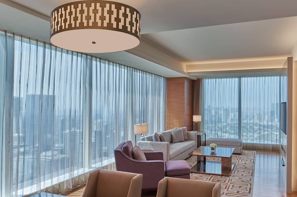 Grand, Executive-Suite - Wohnbereich