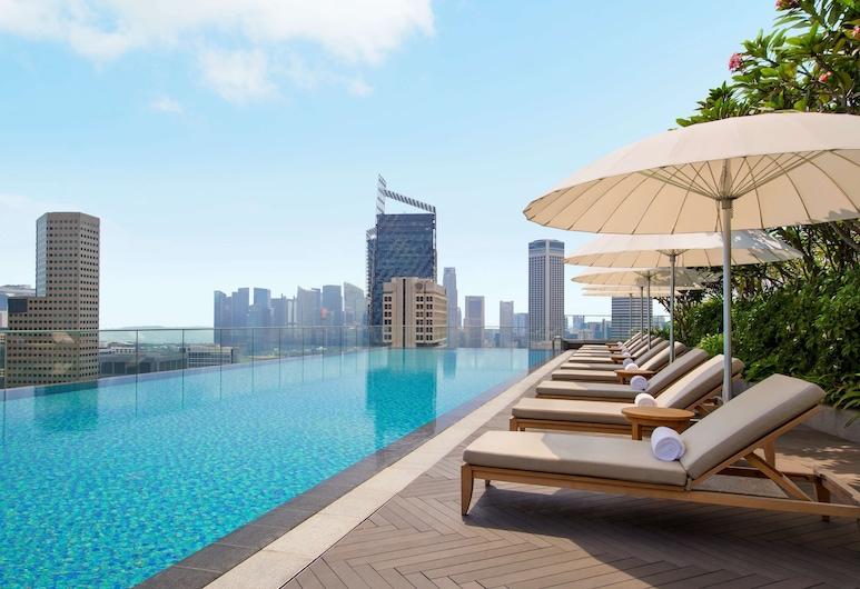 Andaz Singapore - a concept by Hyatt, Σινγκαπούρη, Πισίνα