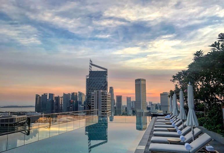 安達仕新加坡酒店 - 凱悅旗下酒店, 新加坡, 室外泳池