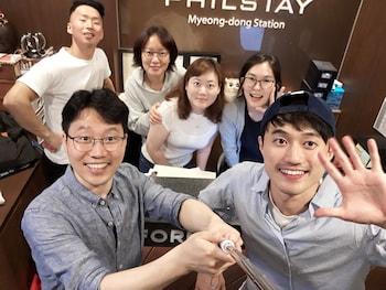 Slika: Philstay Myeongdong Station - Hostel ‒ Seoul