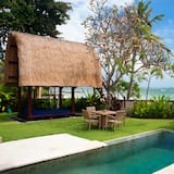 Вилла «люкс», 2 спальни, с видом на воду - Вид на пляж/ океан