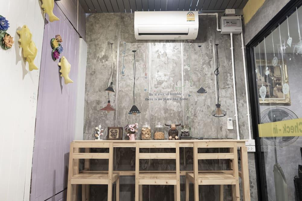 Standard Twin Room - Dapur berkongsi