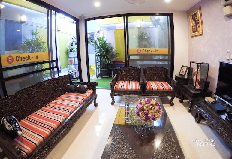 Check-in My Hostel, Μπανγκόκ, Χώρος αναμονής