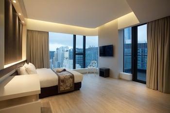 카오룽의 M1 몽 콕 호텔 사진