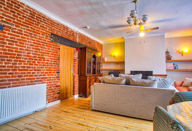 Easton Guest House, Norwich, Apartment, Living Area