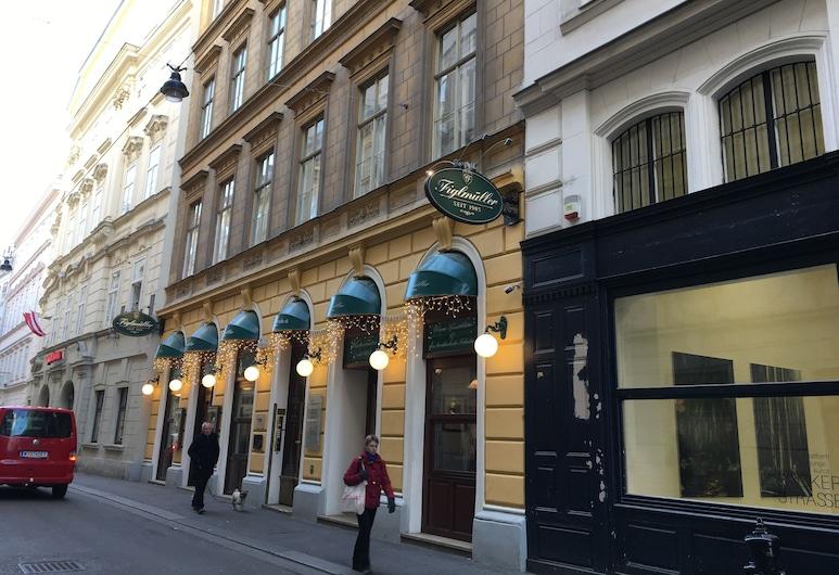 Heart of Vienna Apartments, Wiedeń, Wejście do obiektu