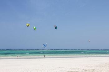 A(z) Blue Marlin Beach Hotel hotel fényképe itt: Diani-tengerpart