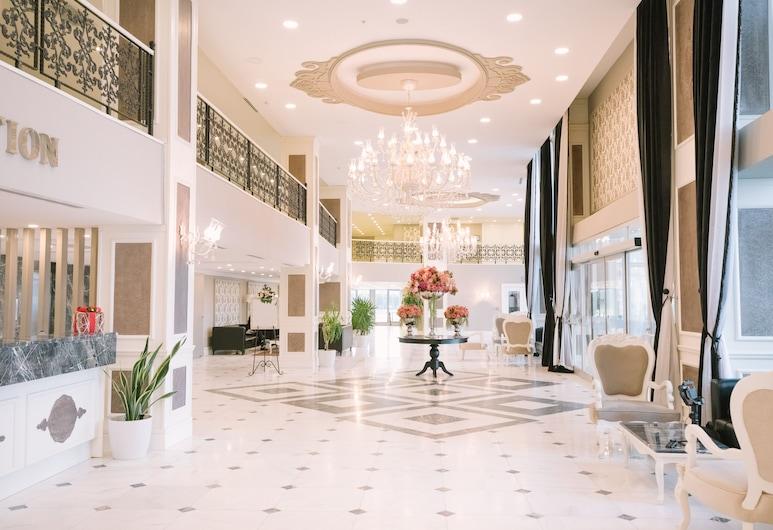 Burgaz Izer Hotel, Luleburgaz, Lobi