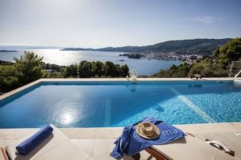 Skiatos — zdjęcie hotelu Magdani Villas