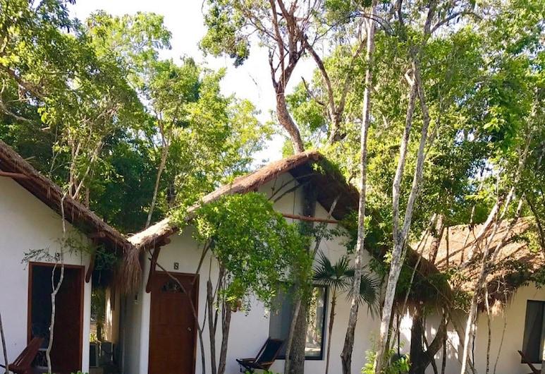 Ecovergel Riviera Maya Hotel Boutique, Chemuyil, Ulkouima-allas