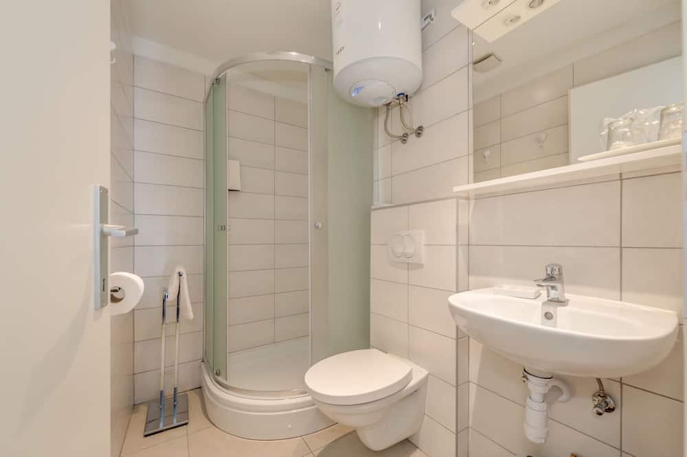 Chambre Double, vue ville (Mihovilova sirina street No. 13) - Salle de bain