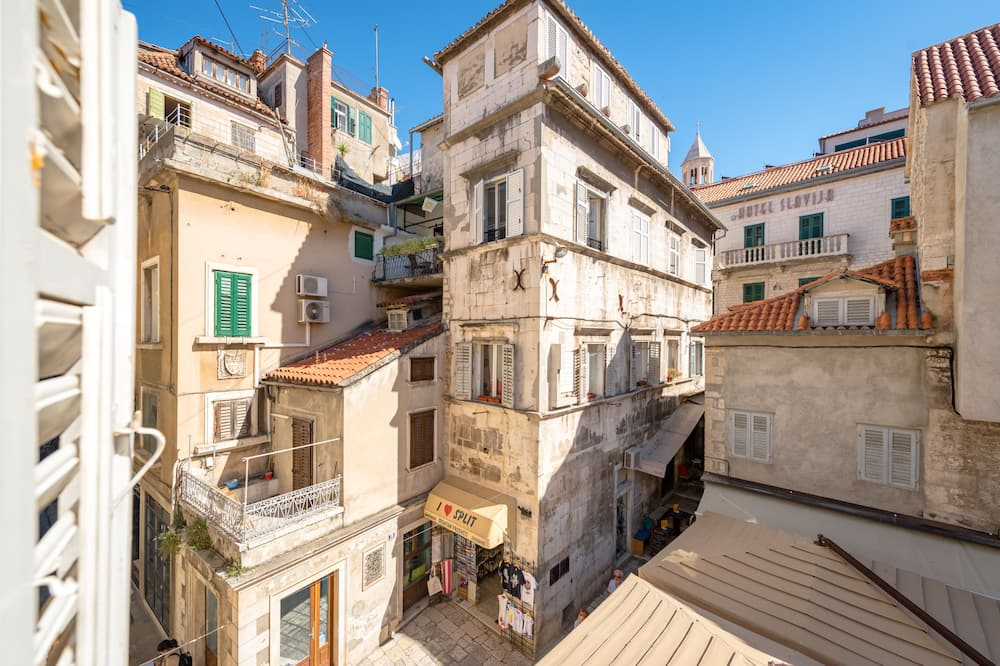 Chambre Double, vue ville (Mihovilova sirina street No. 13) - Chambre