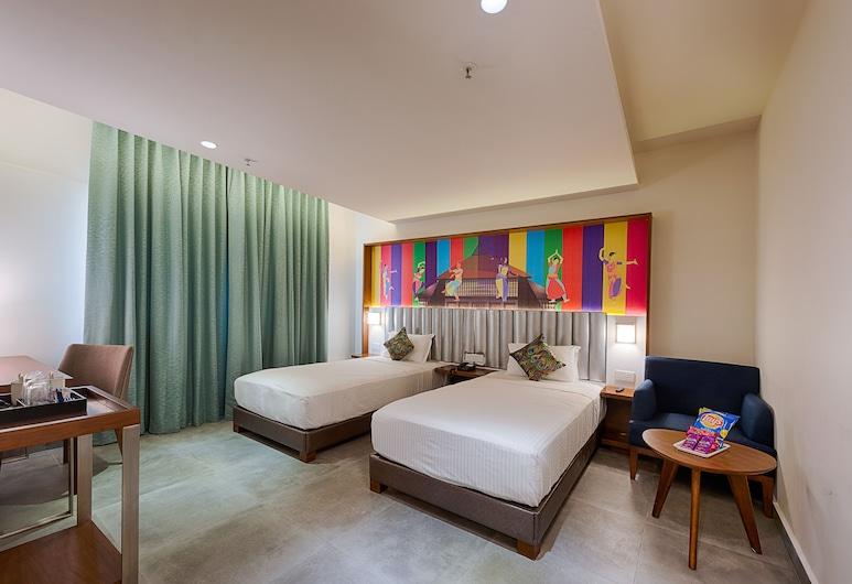 The Belstead Chennai (Near US Consulate), Chennai, Elite Room, Non Smoking, City View, Guest Room