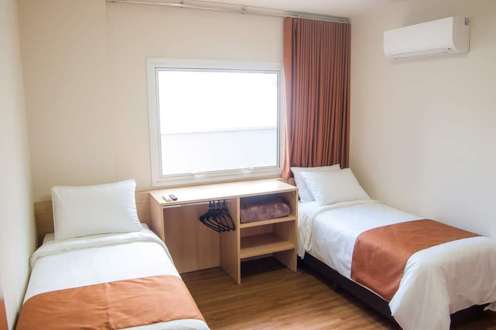 غرفة مزدوجة أو بسريرين منفصلين (Double Room PCD) - الصورة الأساسية