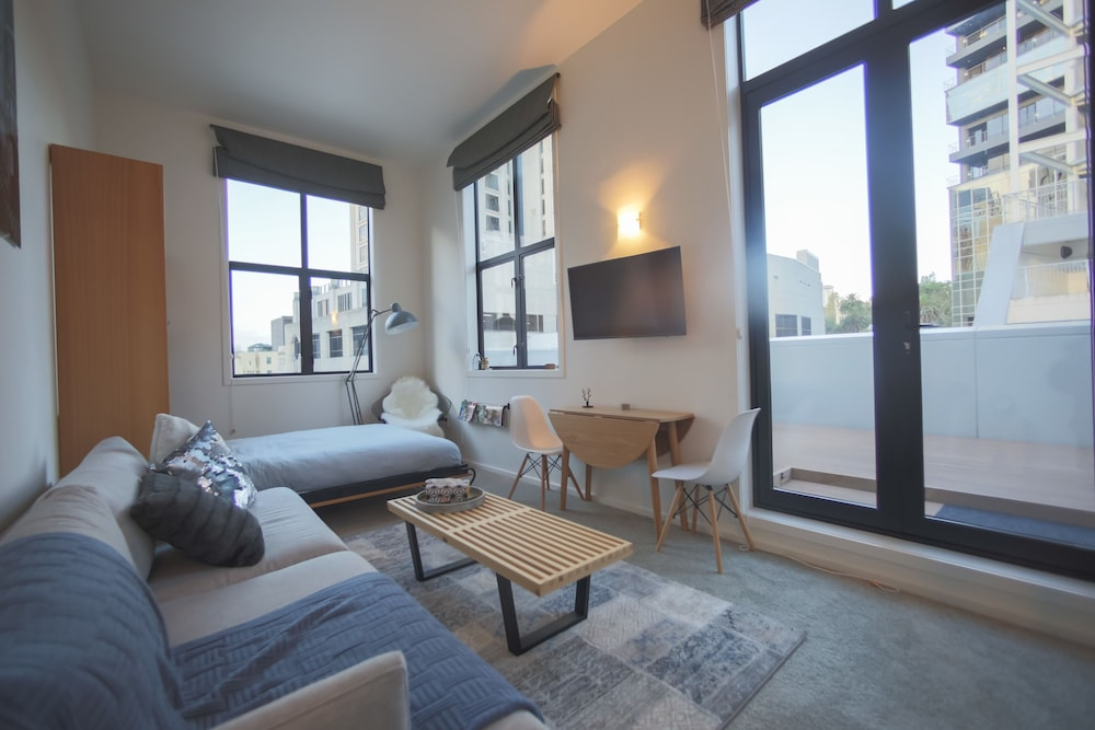 Downtown Penthouse Apartment Auckland New Zealand from