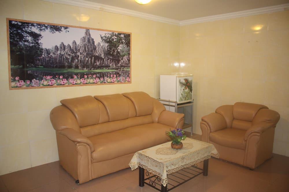 Habitación Deluxe (VIP Room) - Zona de estar