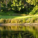 Klassieke eenpersoonskamer, 1 slaapkamer, uitzicht op golfbaan - Uitzicht op meer