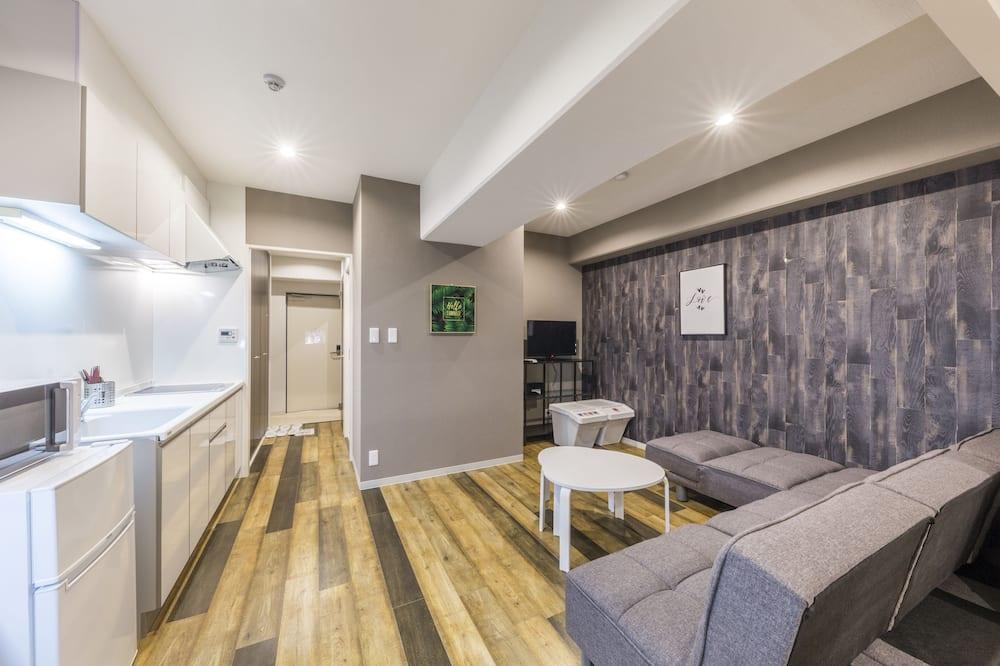 Suite familiar (H) - Habitación