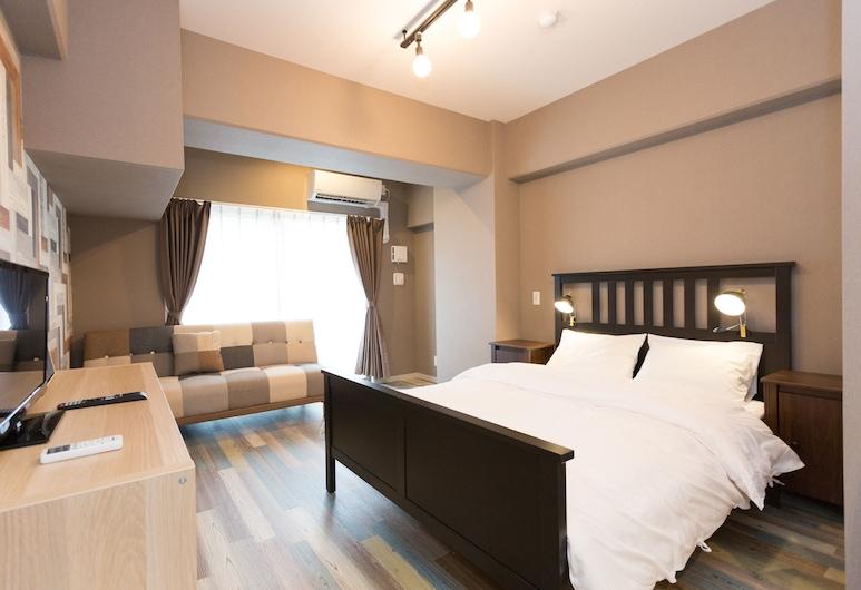 Minn Juso, Osaka, Dvivietis kambarys ( 2B ), Kambarys
