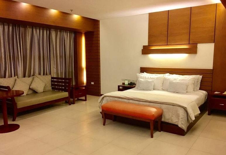 Skinetics Wellness Center Boutique Hotel, Iloilo, Executive Suite, Guest Room