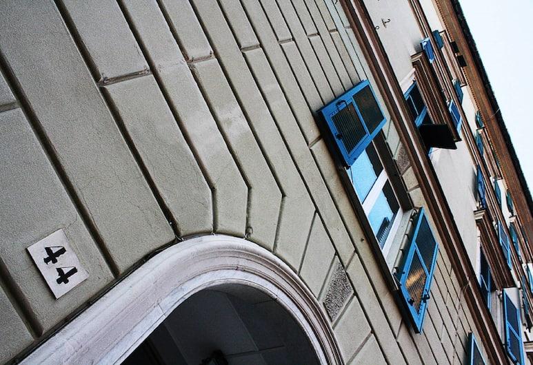 Le Dimore di Megollo – FreeParking, Genova, Buitenkant