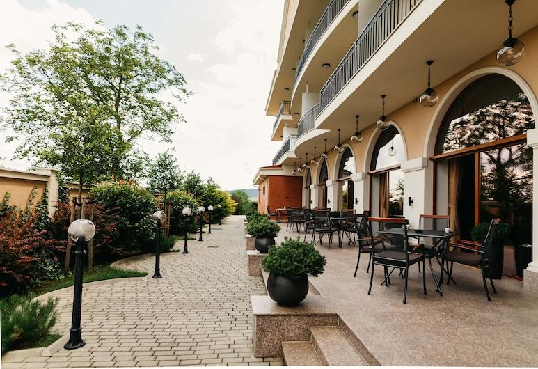 HOTEL BRILIANT, Cluj-Napoca, Terraza o patio