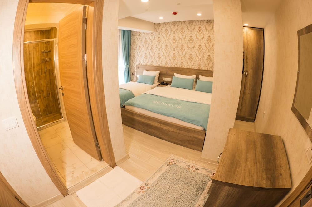 One Bedroom Suite With Sofa Bed and Balcony  - חדר אורחים