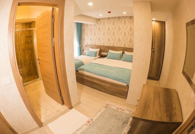 إيليف إينان هوتل, Çaykara, One Bedroom Suite With Sofa Bed and Balcony , غرفة نزلاء