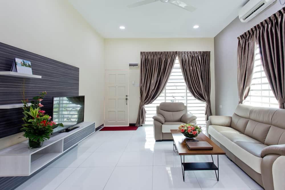 Casa, 3 habitaciones (Phase 1) - Sala de estar