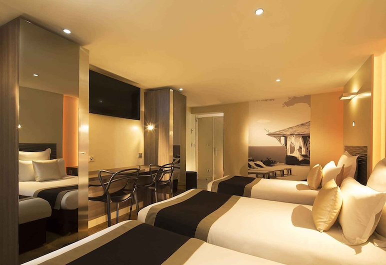 Hotel Brésil Opera, Paris, Triple Room, Guest Room