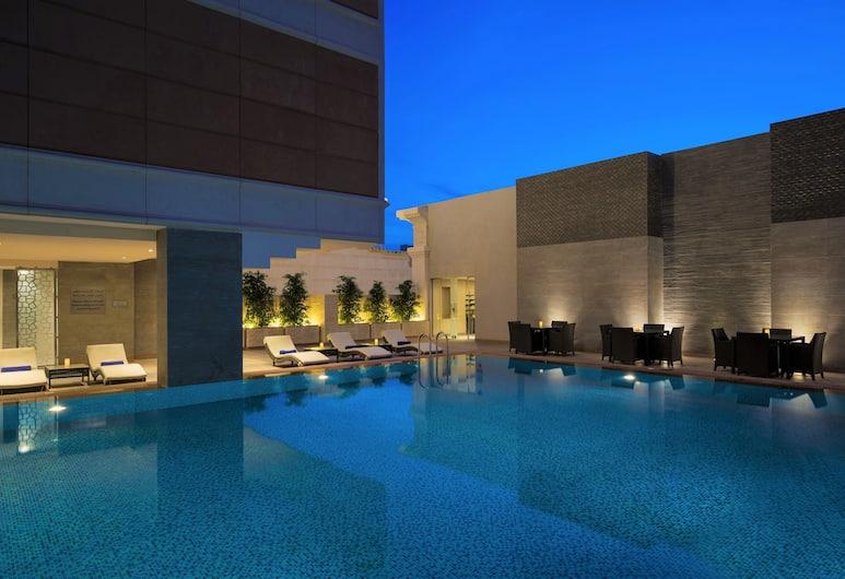 Radisson Blu Hotel, Jeddah Al Salam, Jedda, Terrass