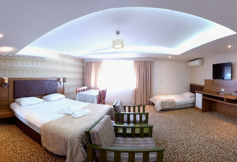 Grand As Hotel, Istanbul, Suite, Chambre
