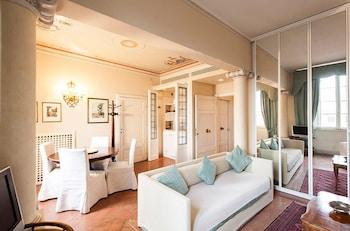 Foto del Suite Piccolomini en Siena