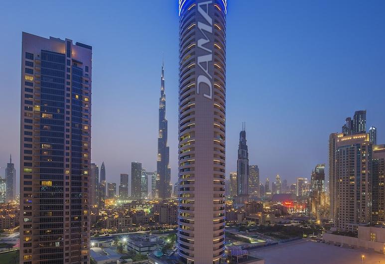 DAMAC Maison Distinction, Dubaija, Naktsmītnes priekšskats
