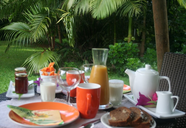 Lézard Home Bed and Breakfast, Paita, Comfort Bungalow, 1 King Bed, Outdoor Dining
