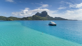 Picture of Haumana Cruises - Bora-Bora to Taha'a (Monday to Thursday) in Bora Bora